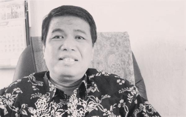 Kepala Dispendik Jawa Timur Cabang Banyuwangi Istu Handono