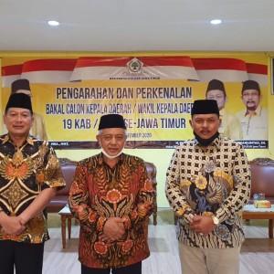 Golkar Merapat ke Bapaslon SanDi di Pilkada Kabupaten Malang 2020