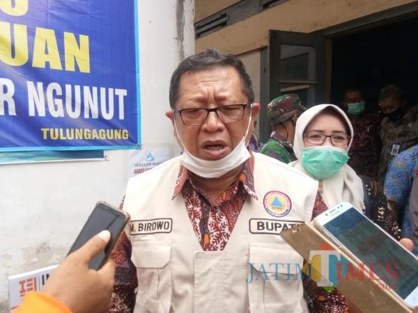 Bupati Tulungagung Maryoto Birowo / Foto : Istimewa / Tulungagung TIMES