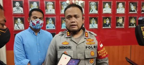 Kapolres Malang AKBP Hendri Umar saat ditemui oleh awak media di lobi Mapolres Malang, Rabu (2/9/2020) malam.