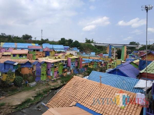 Kampung Warna Warni Baru Dibuka, Ini Penghasilan Warganya Sebelum Pandemi