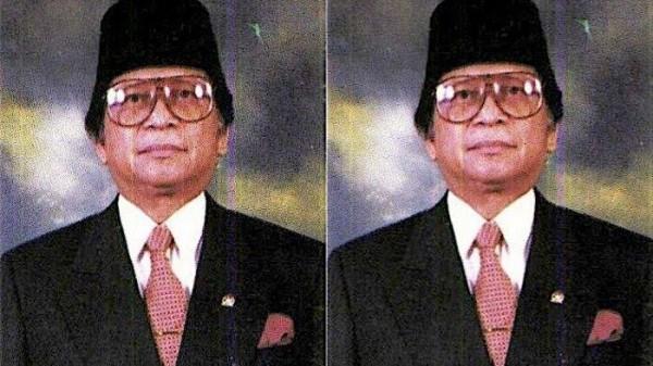 Mantan Menpora Abdul Gafur meninggal ( Foto:wartakota)