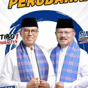 Tagar #PDIP Trending, Mulyadi-Ali Mukhni Kembalikan Dukungan PDIP di Pilgub Sumbar