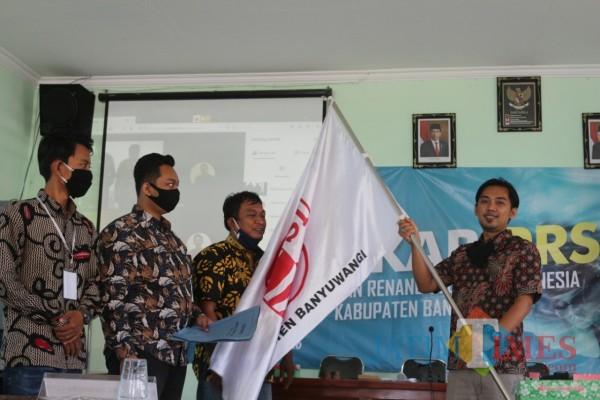 Terpilih lagi, Ini Program Andalan Ketua PRSI Banyuwangi Aditya Ruli Delianto PRSI