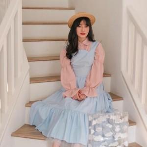 Tren Atasan Puff-Sleeve, Outfit yang Lagi Hits Buat Style Makin Feminin