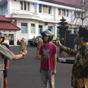 Disiplin Prokes Rendah, Setengah Jam Wali Kota Malang Dapati Puluhan Pengendara Tak Bermasker