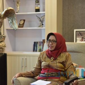 Peran Ibu-ibu di Era New Normal Menarik Perhatian Wakil Bupati Lumajang