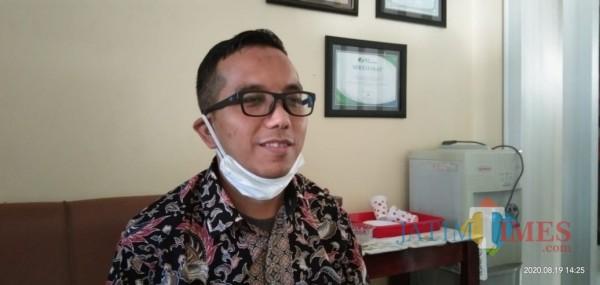 Kasi Intel Kejaksaan Negeri Tulungagung, Tri Agung Radityo (Joko Pramono for Jatim TIMES)
