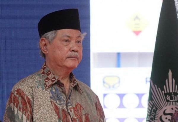 Almarhum Prof Malik Fadjar. (Foto: Republika)