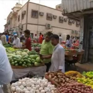 Pasar di Makkah Mirip Indonesia, tapi Pembeli dan Penjualnya Laki-Laki