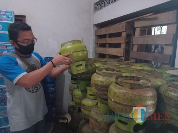 Dua Bulan Kiriman Elpiji Subsidi Telat di Jombang, Pasokan pun Berkurang