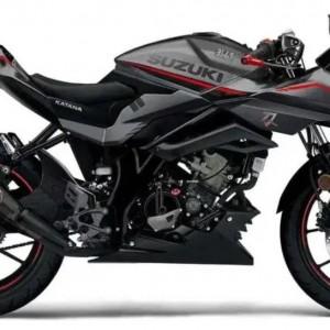 Segera Hadir Motor Sport Suzuki Katana 150, Yuk Intip Spesifikasi dan Harganya!
