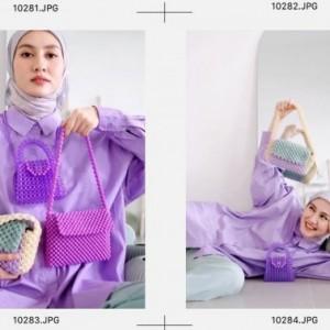 Tampil Lebih Standout dengan Outfit Ungu Lilac? Simak Inspirasinya Yuk!