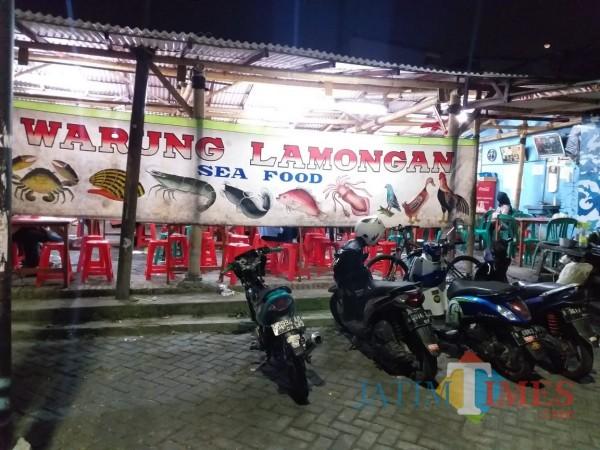 Warung Lamongan RRI Malang (Hendra Saputra)