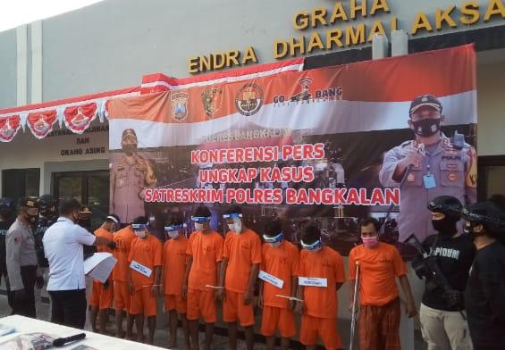 Pelimpahan Berkas Kasus Pemerkosaan Bergilir di Kokop akan Diserahkan Besok ke PN