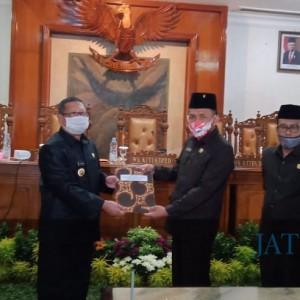 DPRD Setujui Perubahan APBD Tulungagung dengan Catatan