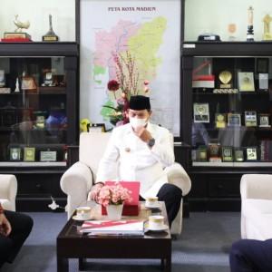 Berkunjung Ke Kota Madiun,  Ini yang Dilakukan Kepala BI Kediri Sofwan Kurnia