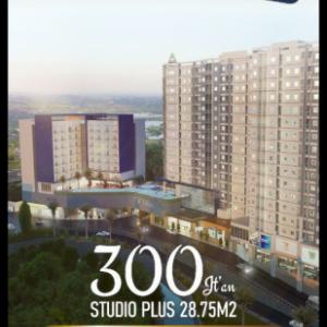Paling Banyak Dicari, Studio Terluas Hanya di Apartemen The Kalindra Malang
