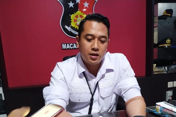 Kasat Reskrim Polres Tulungagung AKP Ardyan Yudo Setyantoro / Foto : Anang Basso / Tulungagung TIMES