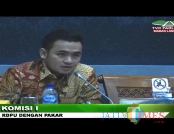 Ra Ibong, anggota komisi I DPR-RI dapil Madura (foto/istimewa)