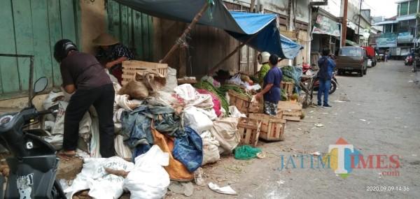 Salah satu pemukiman di Tulungagung yang masih kumuh (Joko Pramono for Jatim TIMES)