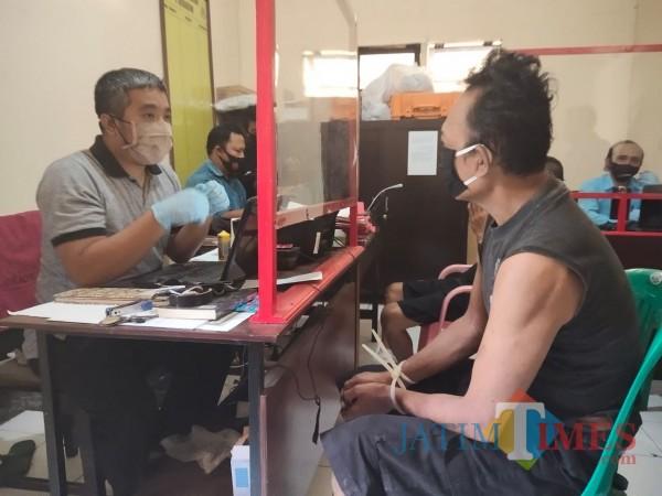 Polres Bondowoso Ringkus Tiga Residivis Pelaku Pencurian Hewan