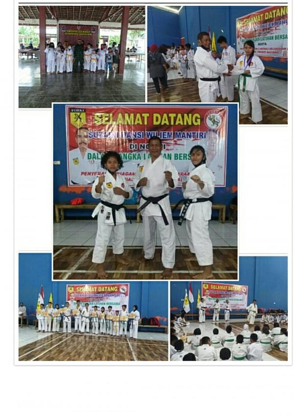 Atlet Karate LEMKARI Ngawi Borong 53 Medali di Kejurnas