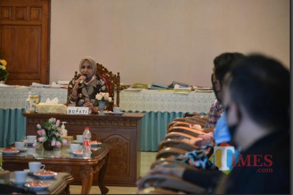 Usung Misi Perdamaian, Bupati Faida Dukung Penuh Gelaran JFC 2020