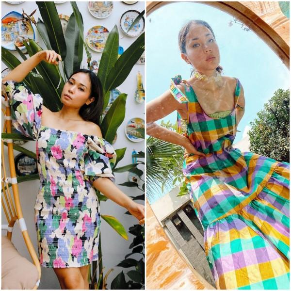 Inspirasi Busana Vintage hingga Playfull, Intip Outfit Influencer Ayla Dimitri ini Yuk!