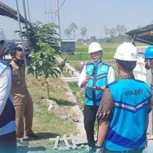 Layani Pemasangan Kolektif, PLN Madiun Fasilitasi 50 Petani Pasang Listrik Pompa