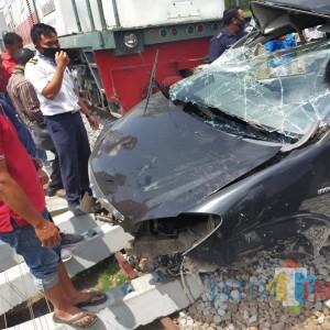 Lantunan Gending Jawa Diduga Picu Laka Maut di Lintasan Kereta Api Ngebruk