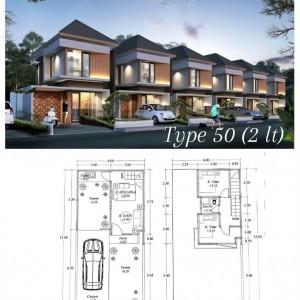Taman Tirta Malang Sediakan Rumah Murah 214,5 Juta & Rumah 2 Lantai 400 Juta, Pilih Mana?