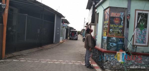potret perumahan bersubsidi di Tulungagung (Joko Pramono for jatimTIMES)