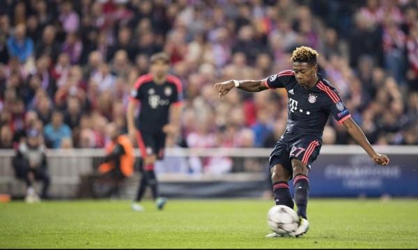 Andalan lini belakang Bayern Munchen, David Alaba (Instagram David Alaba)
