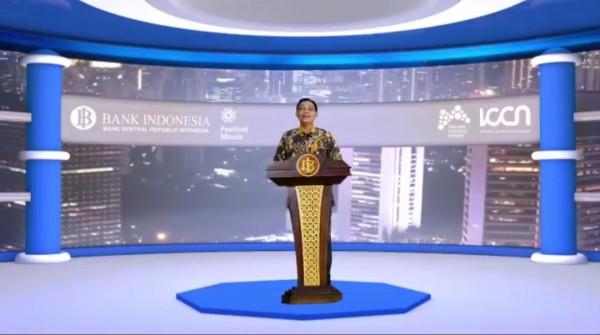 Kepala perwakilan BI Malang Azka Subhan (tangkapan layar Mbois Tour Malang)