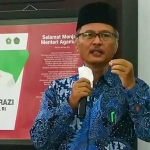 Rektor UIN Malang Beri Nama 2 Gedung Malik Fadjar dan Masduqi Machfudz