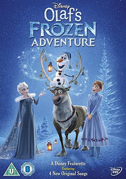 "Disney Siapkan Spin-off Frozen untuk Tokoh ""Olaf"" Sahabat Anna dan Elsa"