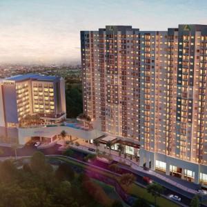 Tinggal Nyaman di Apartemen The Kalindra dengan View Kota Malang dan Gunung Arjuna