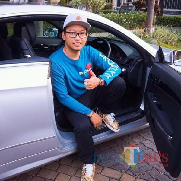 Arief Setiawan Kiming (Foto: Bramastyo Dhieka Anugerah / Jatim Times)