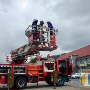 Pemkot Batu Bakal Rekrut Relawan Pemadam Kebakaran di Setiap Desa/Kelurahan di Kota Batu