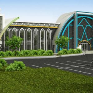 Terbaru, Pembangunan Islamic Center sudah Capai 50 Persen