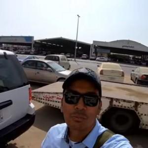 Di Arab Saudi, Mobil Mahal Kinyis-Kinyis Banyak yang Dibuang di Tempat Sampah