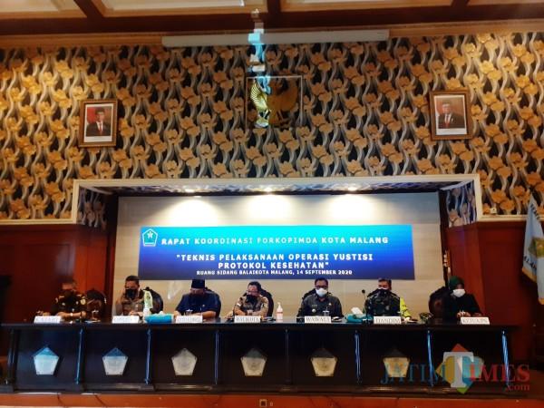 Denda Pelanggar Prokes di Kota Malang Rp 100 Ribu Diterapkan Minggu Ini