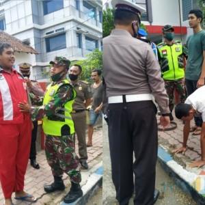 Denda Prokes Rp 250 Ribu Belum Diterapkan, Sementara Diganti Sanksi Sosial