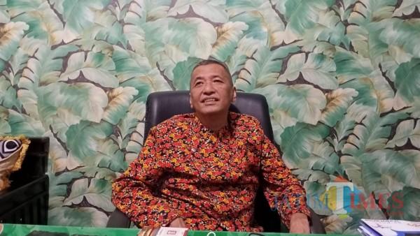 Kepala Dinas Pariwisata, Kebudayaan, Pemuda dan Olahraga (Disaparbudpora) Sumenep, Bambang Irianto (Foto: Ist/JatimTIMES)