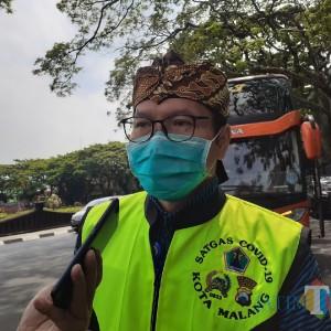 Kolaborasi, Bidang P2P Dinkes Kota Malang Gencarkan Germas Lawan Covid-19