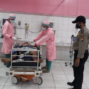 Polisi Belum Tentukan Hukuman soal Kasus Suami Tusuk Istrinya Sendiri di Jombang