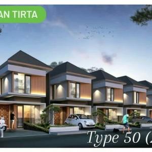 Sebelum Harga Naik, Dapatkan Rumah 2 Lantai di Taman Tirta Malang Rp 400 Juta Saja