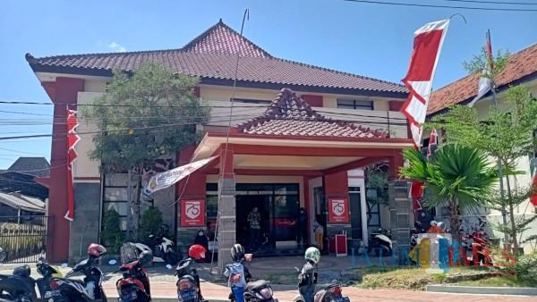 Kantor Badan Pendapatan Pengelolaan Keuangan dan Aset Daerah (BPPKAD) Sumenep, Madura, Jawa Timur. (Foto: Syaiful Ramadhani/JatimTIMES)