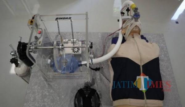 Alat ventilator (foto/ilustrasi)